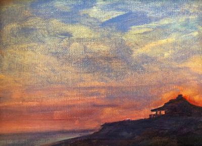 Christine Black 'End of Day'