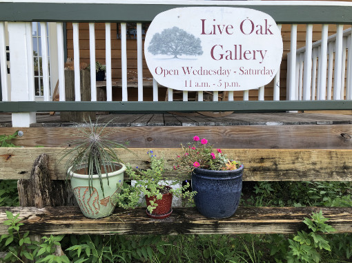 Live Oak Gallery Apalachicola, FL