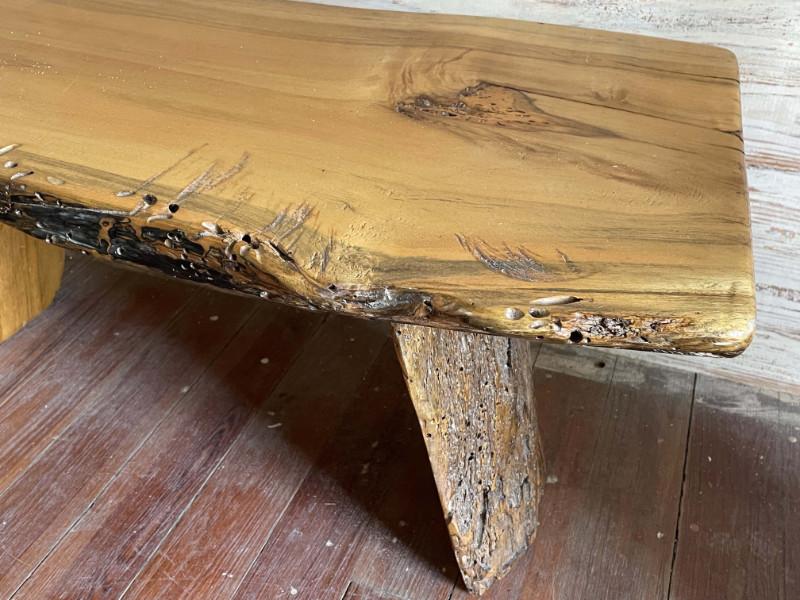 Tom Avery - Bench detail