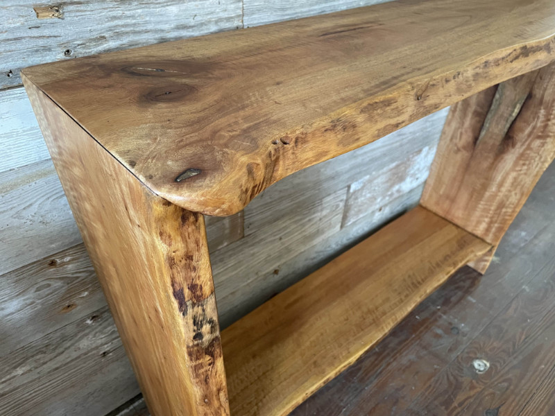 Tom Avery - Console Table detail