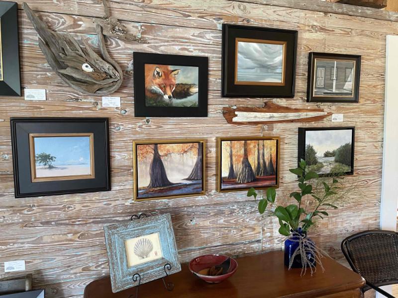 Gabriella Fiabane gallery wall